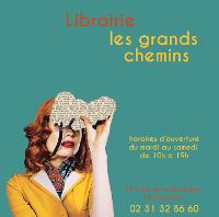 Librairie Les grands chemins à Lisieux